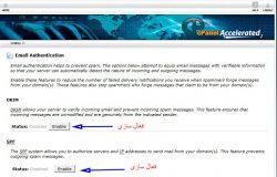 آموزش جلوگیری از اسپم با Email Authentication