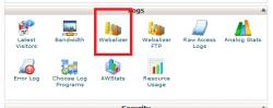 Webalizer در سی پنل