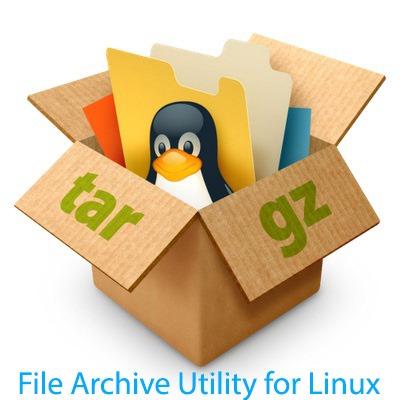 آرشیو کردن فایل ها در سیستم عامل لینوکس
